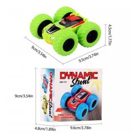 toys for boys Pull Back Cars Toys Truck Double-Sided Inertance Friction Powered Vehicles