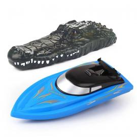 Hot Selling 2.4G Remote Control RC Racing Boat Toy