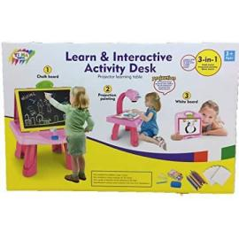 Multi-functional Projection Drawing Machine Educational Toys