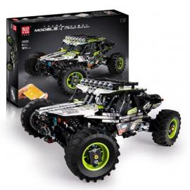 Mould King Technic Buggy Remote Control Terrain Off-Road Climbing Truck model Building Blocks