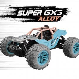 RCtown 1/14 Scale RC Car Simulation Model Toy Four Wheel Drive Off-road Vehicle Gift for Kids