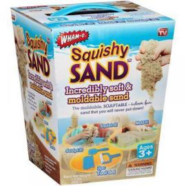 Incredibly Soft & Moldable Sand
