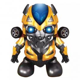 Transformation Dancing Movie Robot Bee Powered Toys